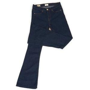 ZARA Women's Bootcut Dark Wash Jeans Size 4